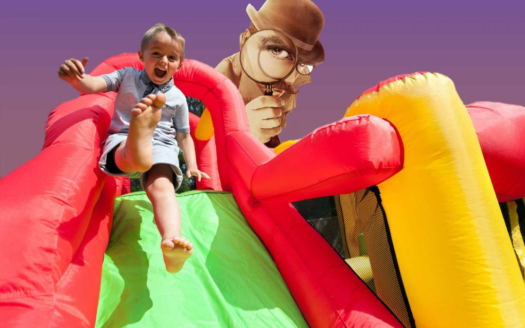 Pretty To Look At, Fun To Play In – Bouncy Castle Safety